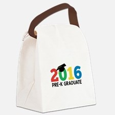 2016 Pre-K Graduate Canvas Lunch Bag