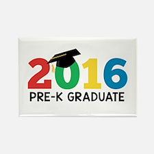 2016 Pre-K Graduate Magnets