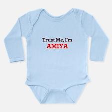 Trust Me, I'm Amiya Body Suit