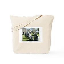 Solitary Cross Tote Bag