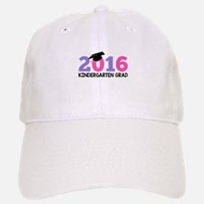 2016 Kindergarten Grad (Girls) Baseball Baseball Cap