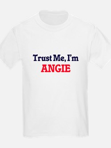 Trust Me, I'm Angie T-Shirt