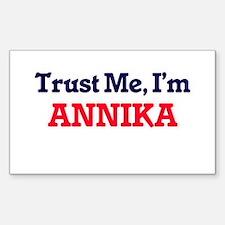 Trust Me, I'm Annika Decal