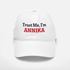 Trust Me, I'm Annika Baseball Baseball Cap