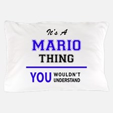 It's MARIO thing, you wouldn't underst Pillow Case