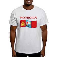 TEAM MONGOLIA WORLD CUP T-Shirt
