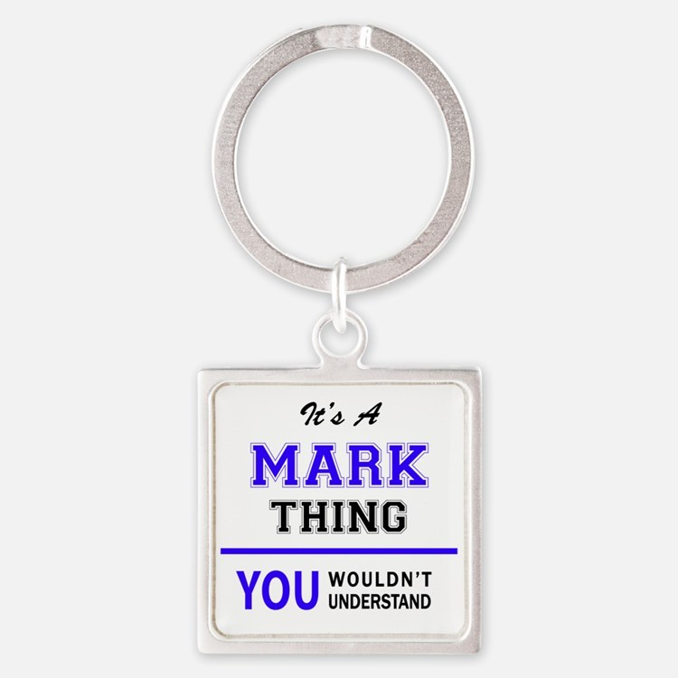 It's MARK thing, you wouldn't understand Keychains