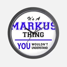 It's MARKUS thing, you wouldn't underst Wall Clock