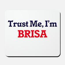 Trust Me, I'm Brisa Mousepad