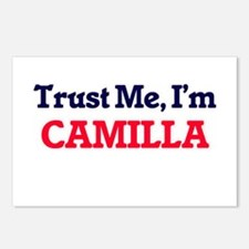 Trust Me, I'm Camilla Postcards (Package of 8)