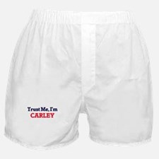 Trust Me, I'm Carley Boxer Shorts