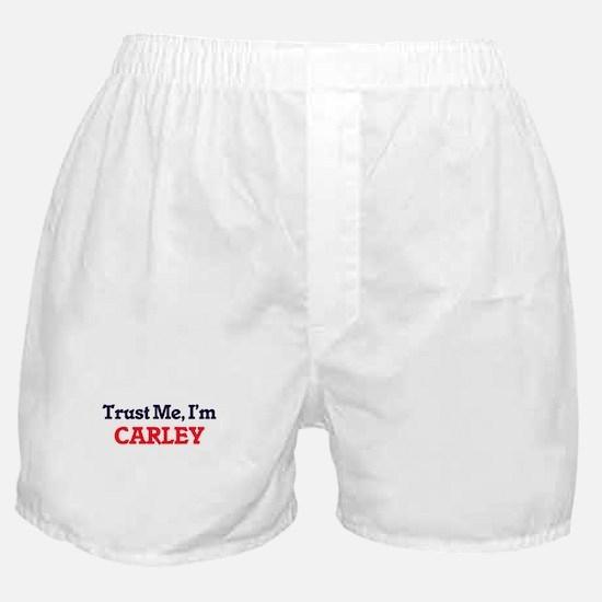 Trust Me, I'm Carley Boxer Shorts