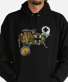 Cute Wwi aircraft Hoodie