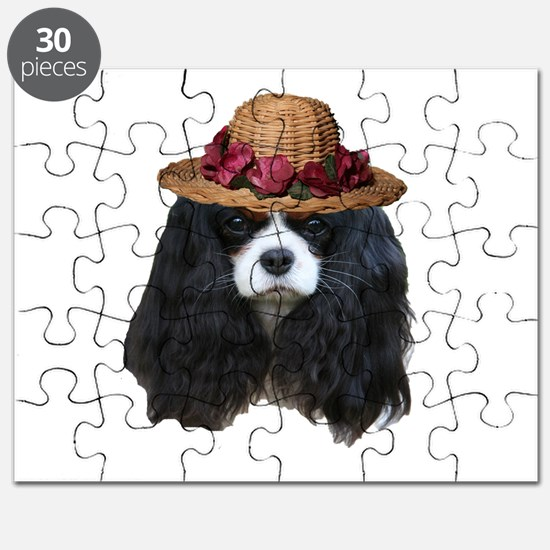 Lady Tansy Puzzle