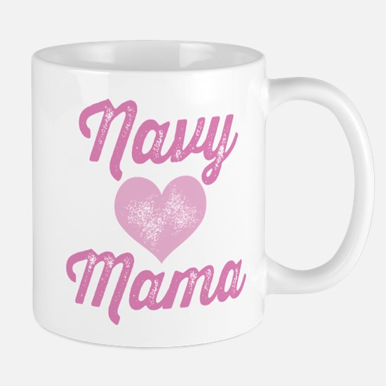 Navy Mama Pride Mugs
