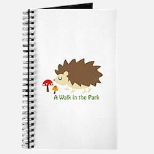 Walk In The Park Applique Journal