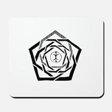 Erisian Mandala Chaos Mousepad