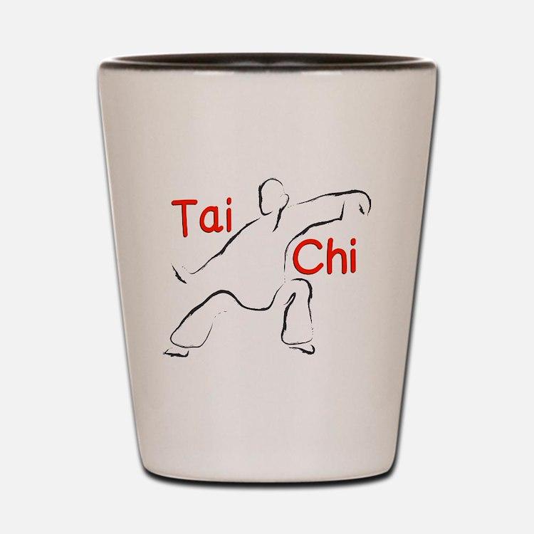 Cute Chi Shot Glass