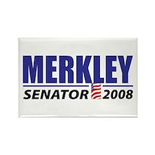 Jeff Merkley Rectangle Magnet (10 pack)