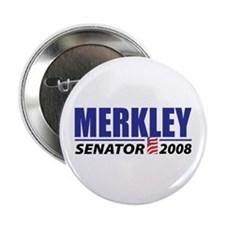 "Jeff Merkley 2.25"" Button (10 pack)"