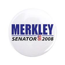 "Jeff Merkley 3.5"" Button"
