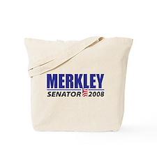 Jeff Merkley Tote Bag
