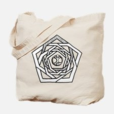 Erisian Mandala Chaos Tote Bag