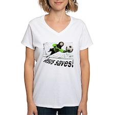 Jesus Saves soccer shirt | Shirt
