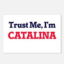 Trust Me, I'm Catalina Postcards (Package of 8)