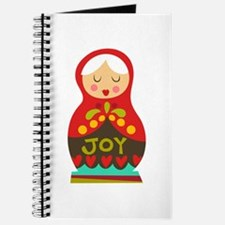Christmas Doll Journal
