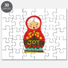 Christmas Doll Puzzle