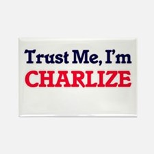 Trust Me, I'm Charlize Magnets