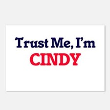 Trust Me, I'm Cindy Postcards (Package of 8)