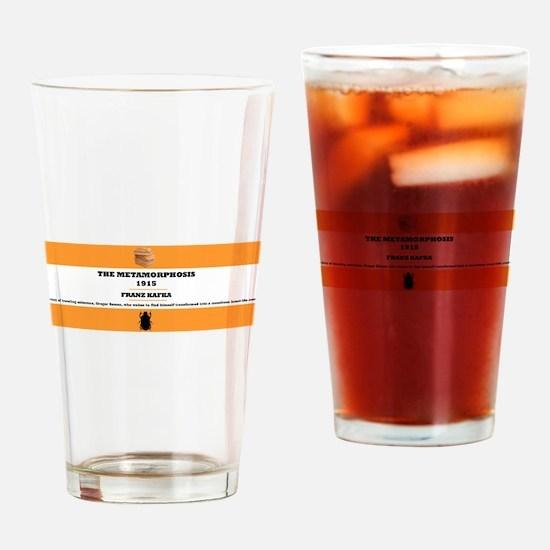 Metamorphosis Drinking Glass