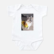 cute dog Infant Bodysuit