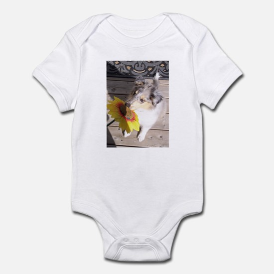cute dog Infant Bodysuit
