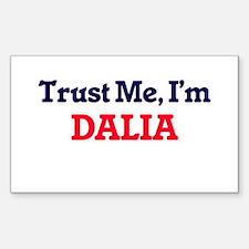 Trust Me, I'm Dalia Decal