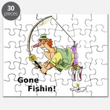 Gone Fishin! Puzzle