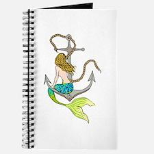 Mermaid On Anchor Journal