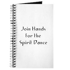 Join Hands for the Spirit Dan Journal