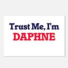 Trust Me, I'm Daphne Postcards (Package of 8)