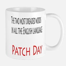 Patch Day Mug