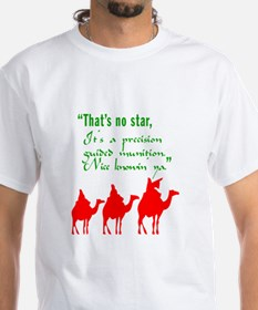 Jesus and Nazareth|That's No Star Shirt