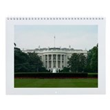 White house Wall Calendars