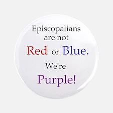 "Episco-Purple 3.5"" Button"