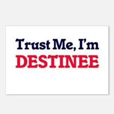 Trust Me, I'm Destinee Postcards (Package of 8)