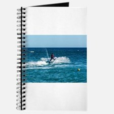 Life is good - when you are above the ocea Journal