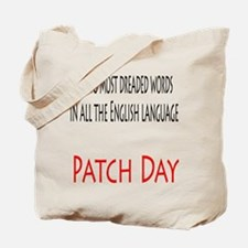 Patch Day Tote Bag