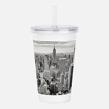 Manhattan Acrylic Double-wall Tumbler