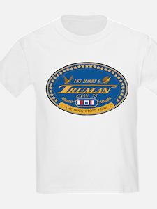 USS Harry S. Truman (CVN-75) T-Shirt